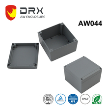 140x140x100mm china supplier new products metal electronic battery box die casting aluminum waterproof enclosure