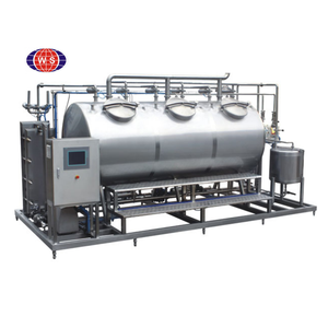 Full Line Equipment to Produce Yogurt in Pot From Milk Powder