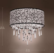 Wholesale New Design Mini Pendant Light Crystal chandelier with 3 ...