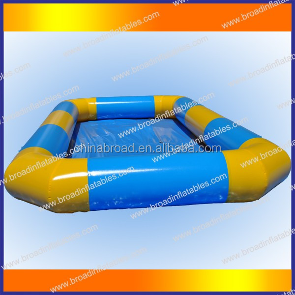 Durable inflatable swimming pool supplies