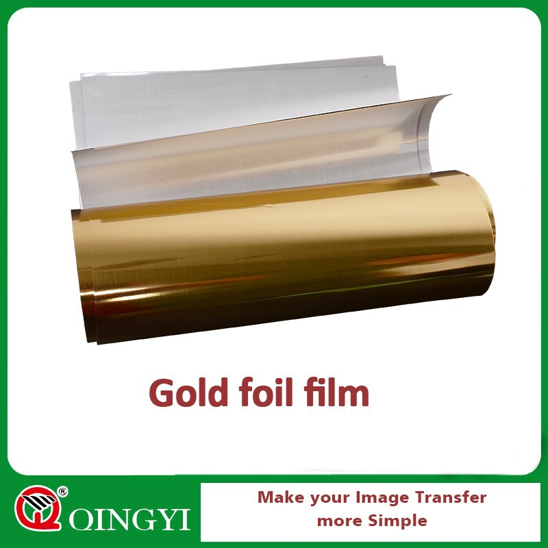 Qingyi favorable hot stamping foil for garment