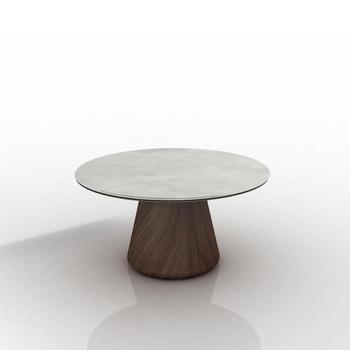En Marbre De Luxe 8 Places Salle À Manger Table Ronde Et Chaise Ensemble  Moderne Table À Manger En Bois Massif - Buy Chaises Et Table À  Manger,Tables ...