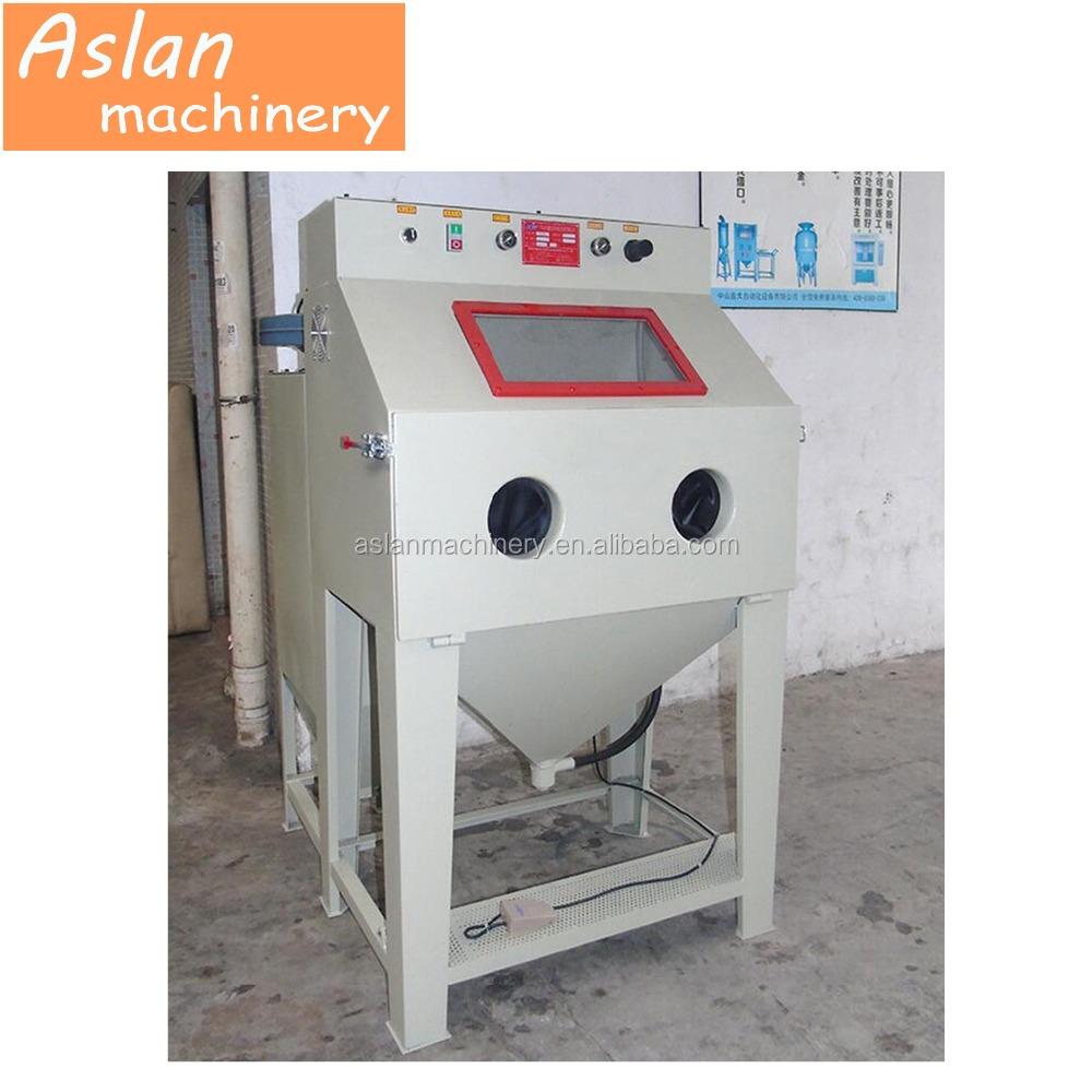 עדכני איכות גבוהה התזת חול אוטומטי מכונה למכירהשל יצרן התזת חול אוטומטי OI-03