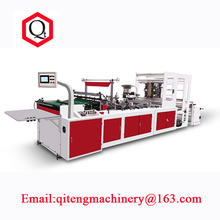 Hot sale factory direct price width 30-1000mm Automatic Zipper Bag Making Machine