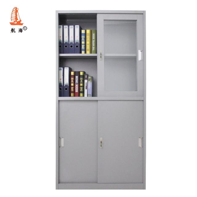 Utility Cabinet Sliding 2 Door Shelving