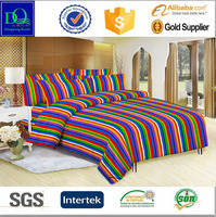 Plain Style and Twin Size bed sheet