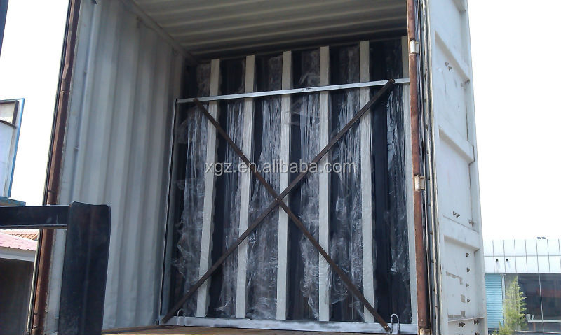 folding container warehouse storage shed