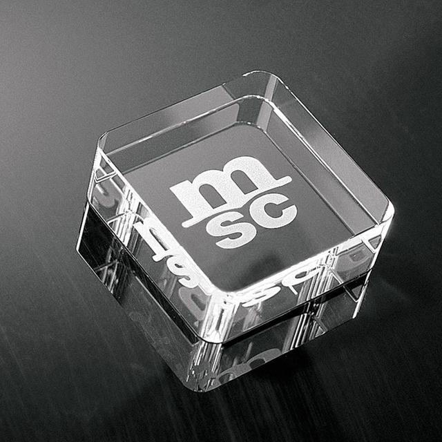 Paperweight Award   Custom lucite rectangular award with dollar     Alibaba