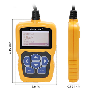 Original OBDSTAR J-C calculating pin code Immobilizer diagnostic tool car key programmer