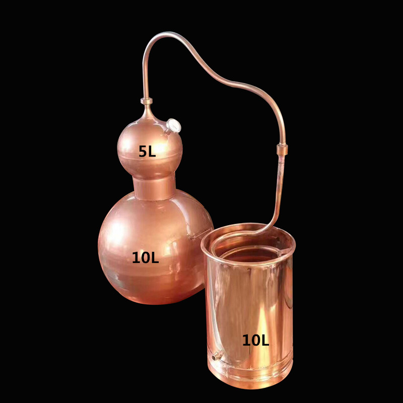 M967 DTY mini home use wine produce stainless steel moonshine stills