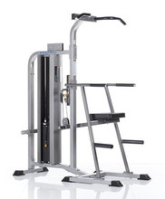 Cal Gym Weight Assist Chin/Dip Trainer CG-7525 - Selectorized Weight Assist Chin/Dip Trainer
