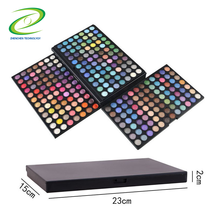 OEM Processing customized 252 Colors Eyeshadow Palette Matte and Pearl mixed eyeshadow Eye makeup