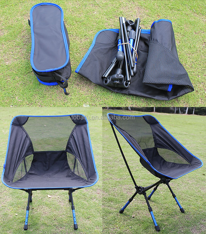 Naturehike Outdoor Side Chair Portable Aluminium Alloy Chair ...
