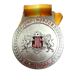 Best Price Zinc Alloy Enamel Souvenir Sports Trophy and Winner Award Medals