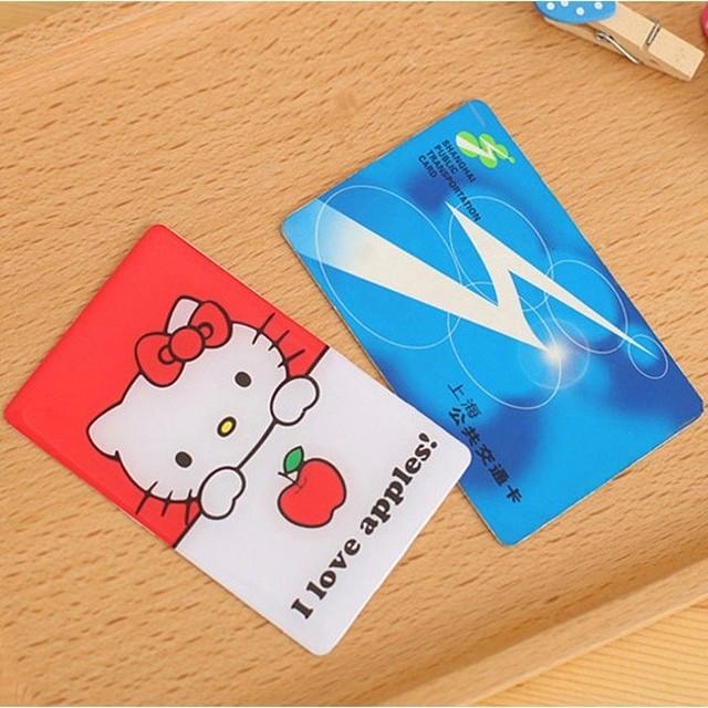 Wholesale custom credit card sticker