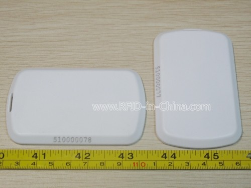 RFID Active UHF Tag for Long Range Tracking Management