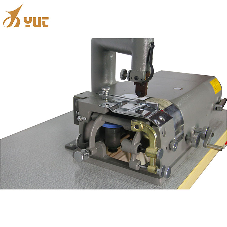 YT-TK801 Plastic Genuine Leather Skiving Machine For Shoes Edges Thinner Surfaces