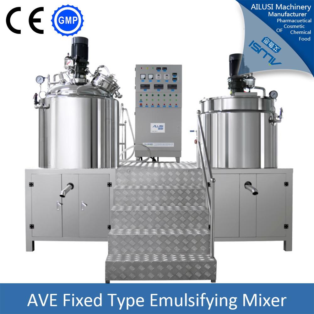 cosmetic mixer machine