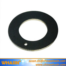 DU Washer Bushing Oilless Self-Lubricating Bush Bronze/Steel+Bronze Powder+PTFE(Teflon)+Polymer Plain Thin Flat Thrust Washer