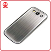 RF Deluxe Ultra Thin Brushed Aluminum Matel Housing Door Battery Back Cover for Samsung Galaxy S3 I9300