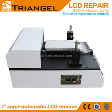 Lcd making machine Semi- automatic machine lcd glass separator lcd extraction glass removal machine for mobile phone