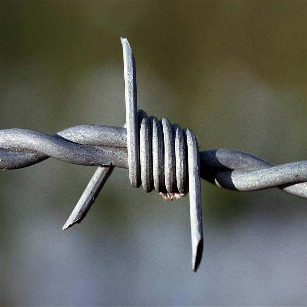 Different Types Of Barbed Wire Manufacturer China - Buy Barb Wire ...