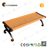 wooden benches for park exported to South America area