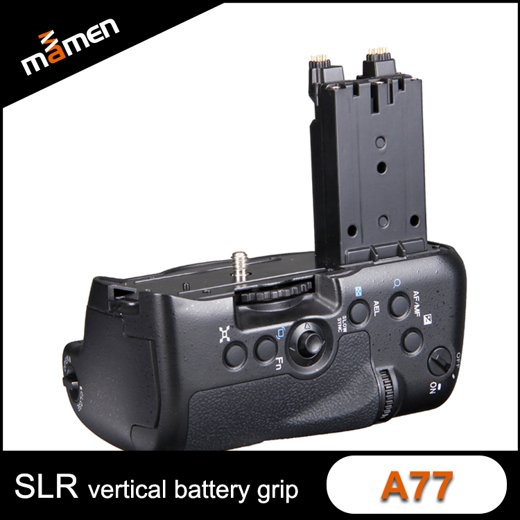 Factory price battery grip BG-3B for Sony SLT-A77V/SLT-A77/SLT-A77 II