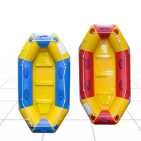 Haotong Hot Sale Inflatable River Rafts / Inflatable Rafting Boat / Inflatable Drift Boat