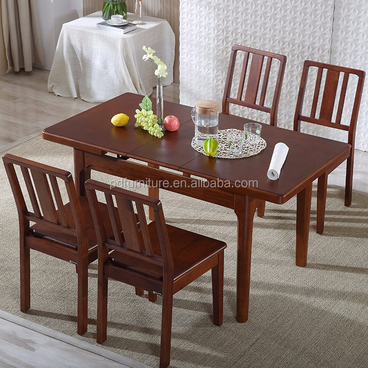 Wholesale dining table solid wood rustic antique dining table