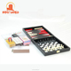 5 in 1 game set chess backgammon