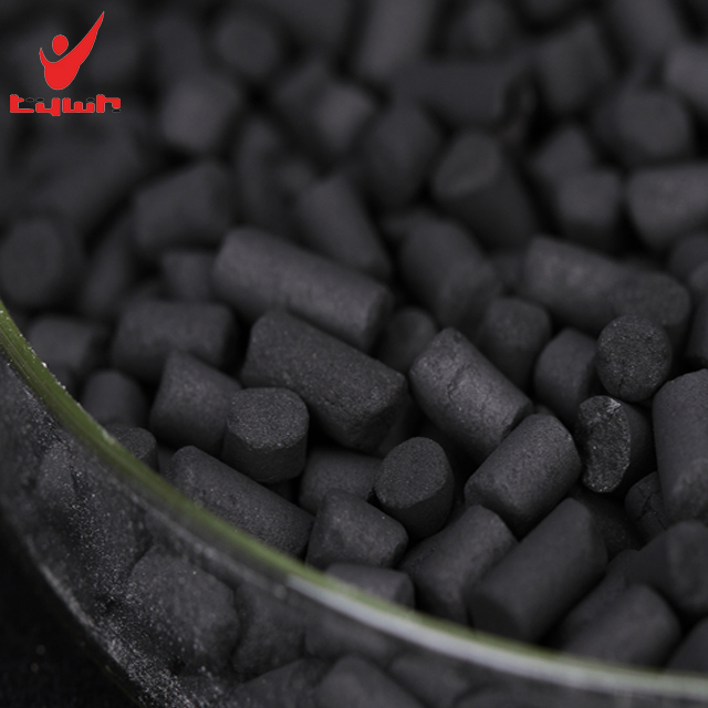 Tianjin Coal columar activated carbon for filters with strong adsorption