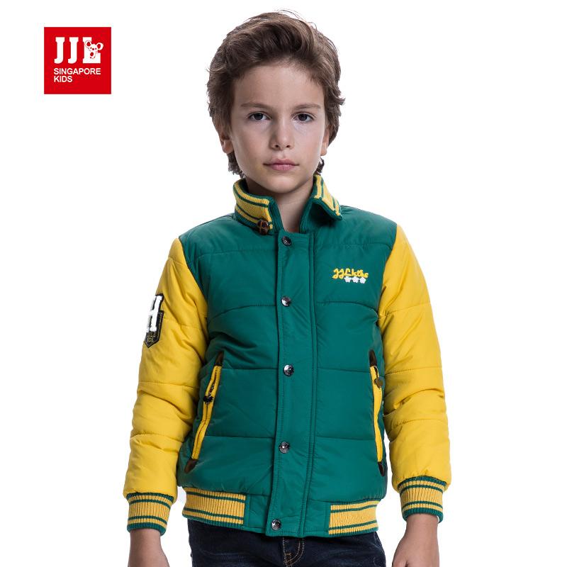 7cd0c5cbdd67 Buy boys coat new 2015 brand winter outerwear   boy jacket contrast ...