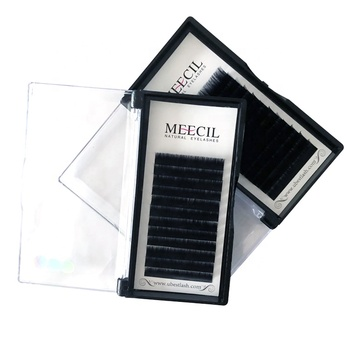 Meecil lashes Single lashes 0.03 0.05 0.07 0.10 0.15 Mink individual Eyelash extensions