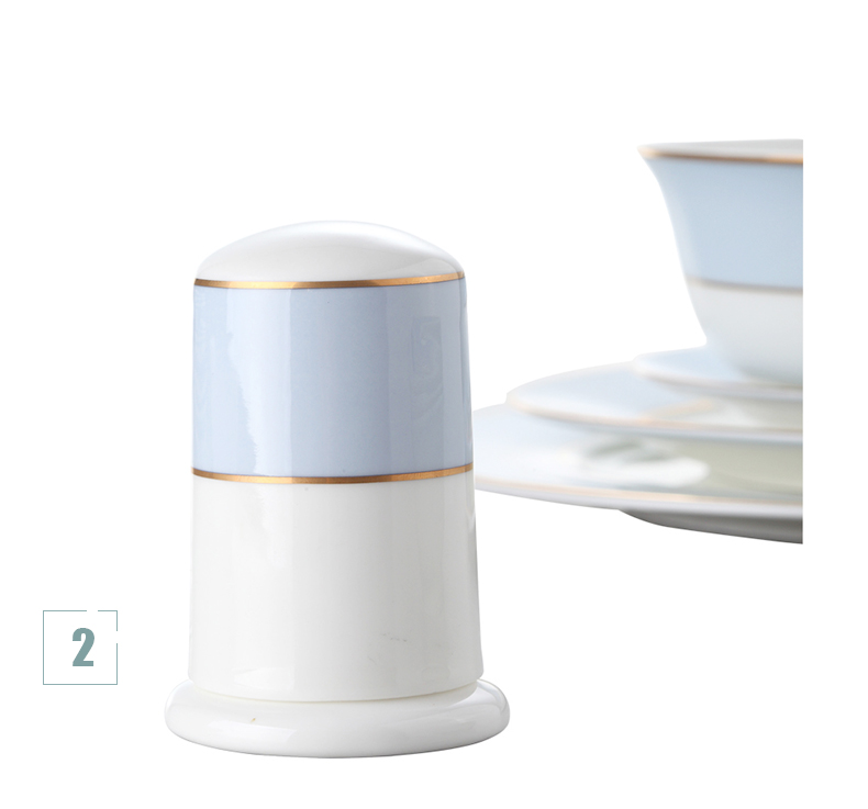wholesale different color fine bone china kitchen crockery for restaurant