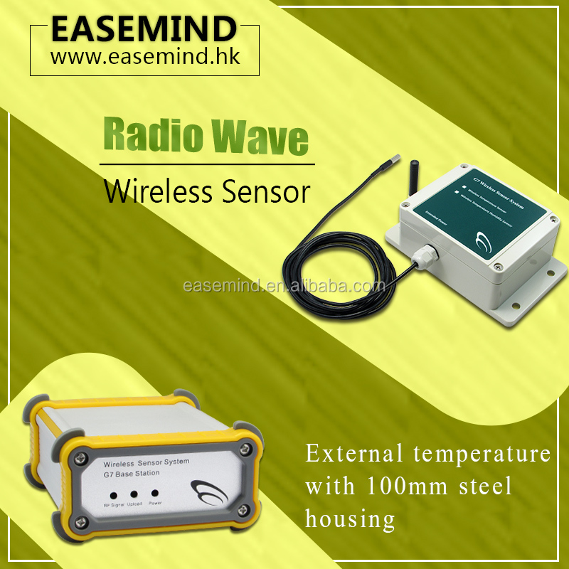 home energy monitoring and remote control Radio Wave Wireless Sensor