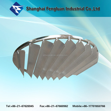 Aluminum Round Waterproof Exhaust Air Vent Grille Cover