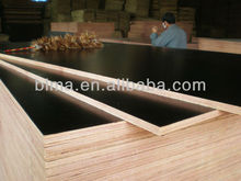 high quality MDO plywood board used for Exterior Construction and concrete forms