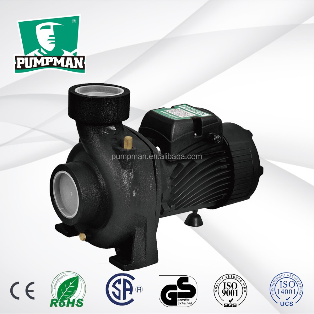 PUMPMAN 2016 THF5A 2hp energy saving AC motor high efficiency electric centrifugal water pump