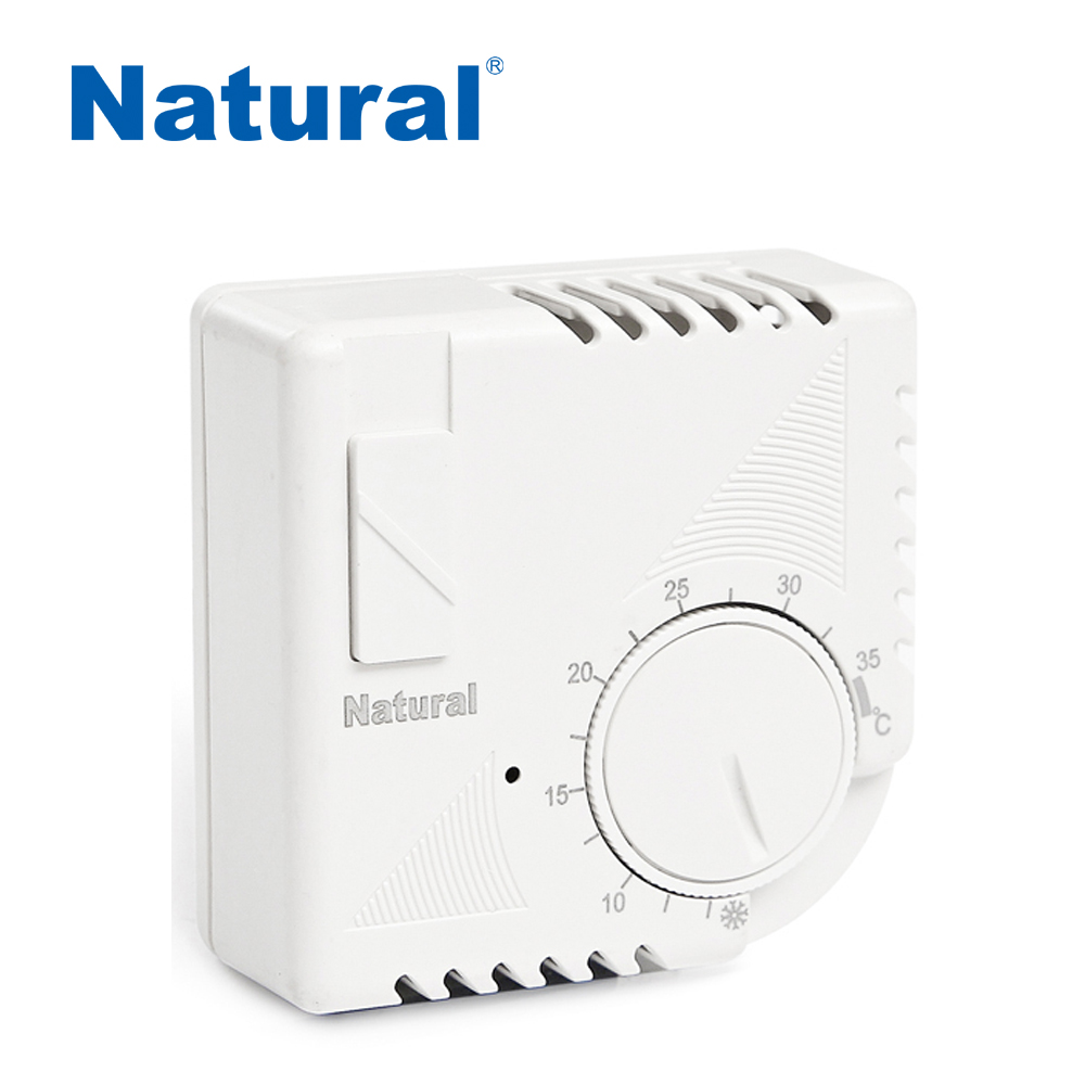 Mechanical Thermostat NTL-7000B with switch wholesale thermostat,room thermostat,thermostat floor <strong>heating</strong>