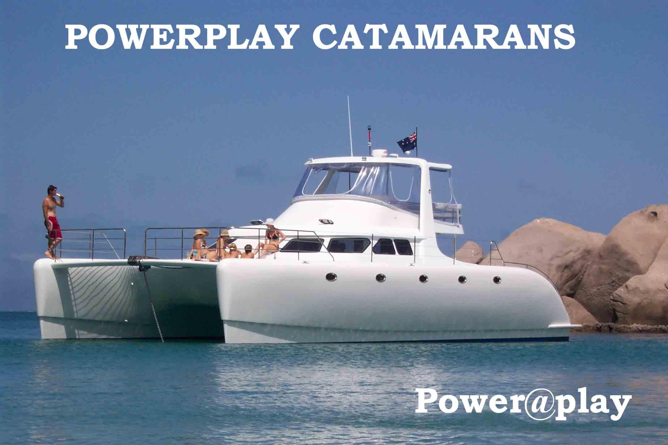 Power catamaran designs - Power Play Catamaran Designs Moulds Buy Catamaran Product On Alibaba Com