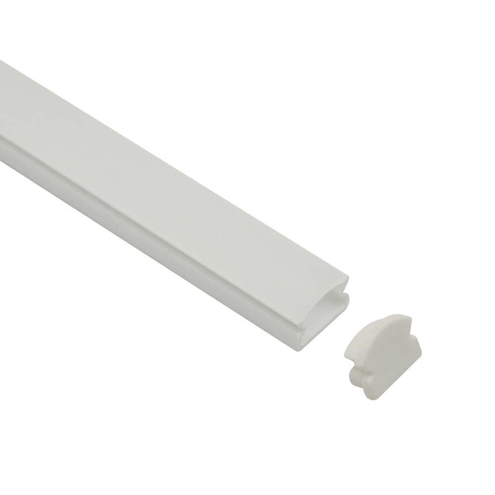 aluminium housing for led strip led aluminium profile led extrusion aluminum light bar