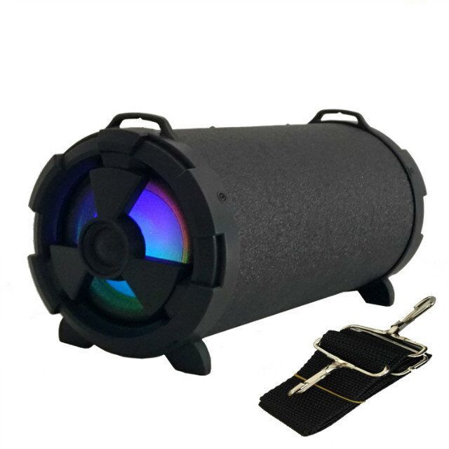 Outdoor Activities Portable Active Speaker Subwoofer with Strap
