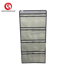 wholesale home usd over wall durable nonwoven fabric foldable hang organizer for save space