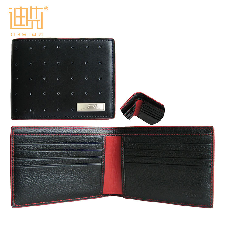 Fashion unique teenager wallet for gift with special material
