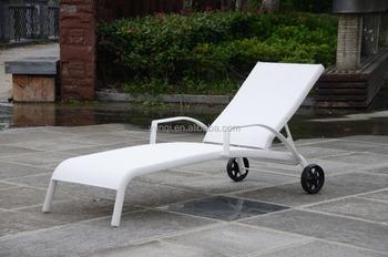 Remarkable New Style Outdoor Garden Beach Aluminum Texilene Rolling Sun Chaise Lounge Buy Chaise Lounge Chairs Outdoor Aluminum Chaise Lounge European Style Creativecarmelina Interior Chair Design Creativecarmelinacom