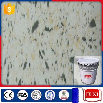 Rough Feel Exterior Natural Real Stone Texture Coating Paint