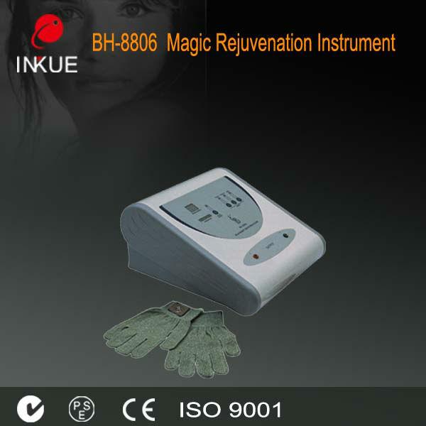 BH-8806 beauty slon exfoliating gloves skin rejuvenation magic glove
