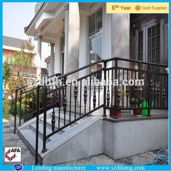 de hierro forjado barandas porche escalera de hierro de la imagen escalera de hierro