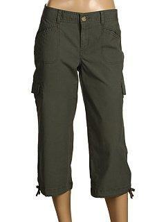 código promocional 143ad 98f90 Mujeres Jóvenes De Cargo Pantalones Capri - Buy Ropa Product on Alibaba.com